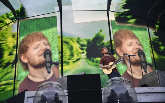 Concert Ed Sheeran - Matmut ATLANTIQUE - Bordeaux